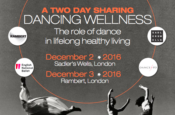 2/3 December 2016 DANCING WELLNESS LONDON