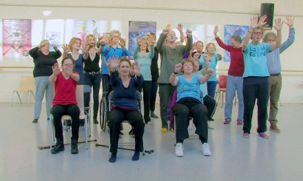 24/28 05 2017 LEARN TO OFFER INCLUSIVE MOVEMENT CLASSES Amsterdam