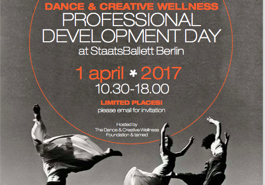 Staatsballett Berlin Dance and Creative Wellness Forum