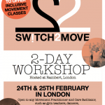 RAMBERT – 2 DAY  INTRODUCTION S2M (LONDON 24&25 FEB 2018)