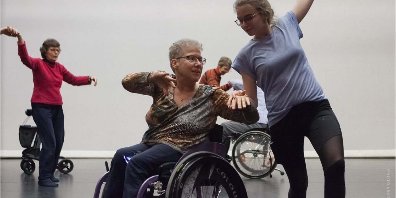 training dance for elderly with special needs andrew greenwood